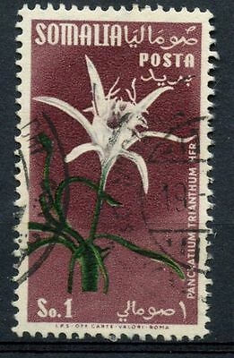 Somalia 1955 SG#289, 1s Flowers Used #A68715