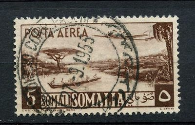 Somalia 1950-1 SG#253, 5s Air Used #A68729