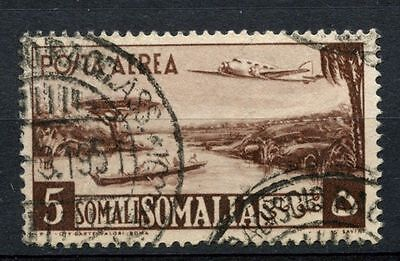Somalia 1950-1 SG#253, 5s Air Used #A68730