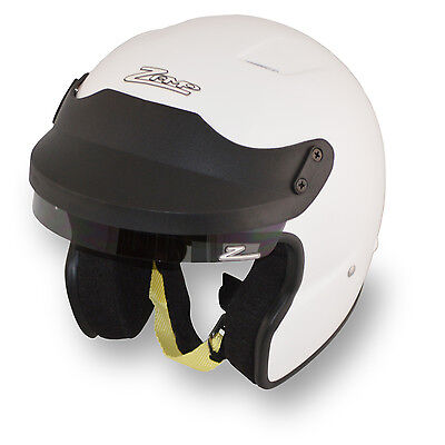 ZAMP - JA-2 SA2010 Open Face Auto Racing Helmet - Snell Rated - X-Small Only