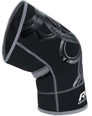 RDX Neoprene Knee Brace Support MMA Pad Guard Protective Sports Work Foam Cap CA