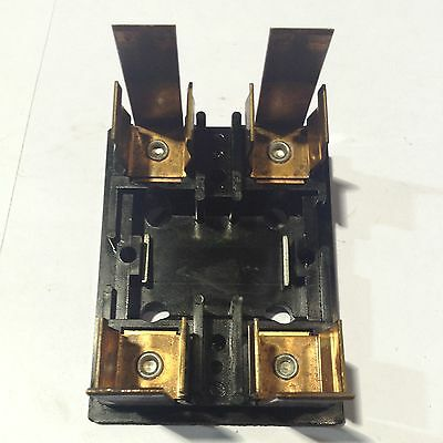 6H-2 Main Fuse Pullout Lid 60 Amp