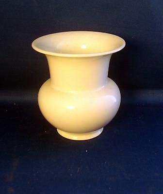 Antique KPM Berlin Blanc de Chine White Porcelain Vase Jar Urn