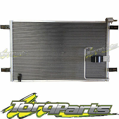 Condenser Suit Holden Vz Commodore Wl Statesman V6 V8 04-06 Condensor A/c Air