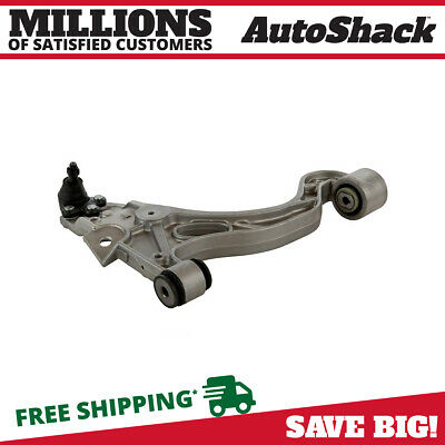 ACDelco 45D1958 Professional Front Driver Side Lower Suspension Control Arm and Ball Joint Assembly