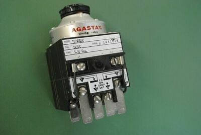 Agastat Relay 7022-Od Bc Time Delay Relay 5 To 50 Seconds Tyco 1-1423164-0