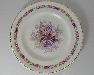 Johnson Brothers Queens Bouquet Bread and Butter Plate