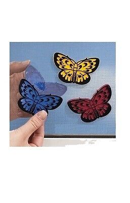Butterfly Screen Patches (Set of 12)