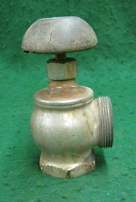 Antique Hot Water Radiator Valve Jas P Marsh Co Chicago #1804-13
