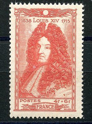 Stamp /  Timbre France Neuf N° 617 ** Louis Xiv