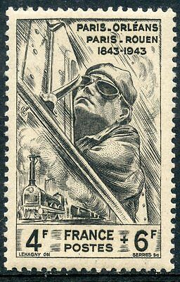 Stamp /  Timbre France Neuf N° 618 ** Aviateur / Aviation
