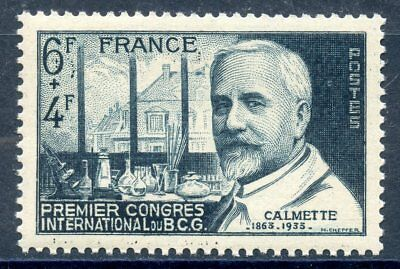 Timbre France Neuf Charniere N° 814 * Calmette Guerin