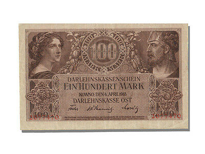 [#21913] Germany, 100 Mark, 1918, KM #R133, 1918-04-04, AU(55-58), 2077470