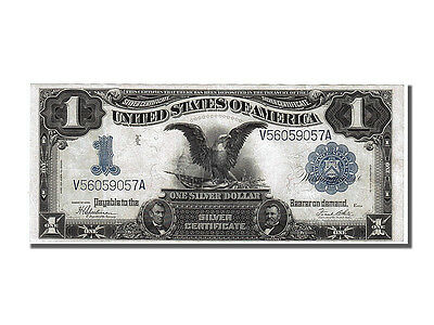 Banknoten United States, United States, 1 Dollar type Silver Certificate