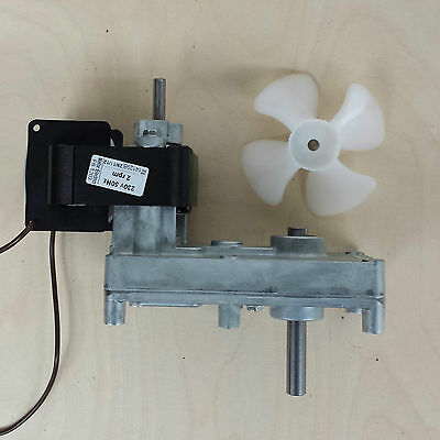 Doner Kebab Machine Motor, Shaft at Base (Fits Most Machines & Archway) Doner