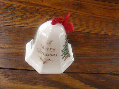 Spode Merry Christmas Bell 2nd in Series