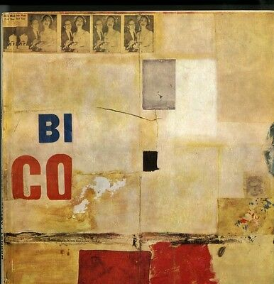Robert RAUSCHENBERG Paintings Drawings and Combines 1949-1964 Whitechapel SCARCE