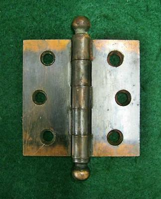 Single Door Ball Hinge Small Cool Copper Flash 2.5 X 2.5 #1833-13