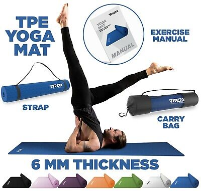 RDX Knee Support Work Wear Pads Protector Brace MMA Training Sports Red Large