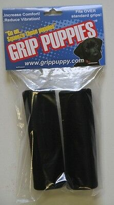Grip Puppies Motorcycle Grip Covers