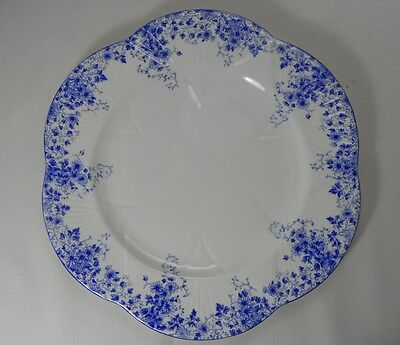 Shelley Dainty Blue Luncheon Plate