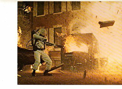 Usa -Lobby Card - 8X10 - Action Shot For -  The Swarm