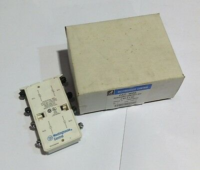 W22 WestingHouse Auxiliary Contacts Kit 2 N.O & 2 N.C (New In Box)