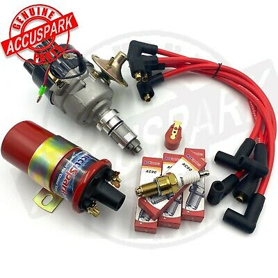Mini Electronic 59D Distributor and Ignition service pack for A