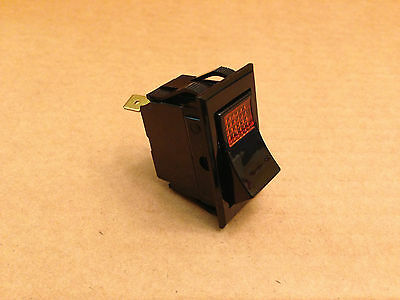 Bunn Coffee Maker Switch On/Off, Amber, Replaces Bunn 02753.0000