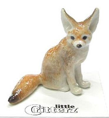 little Critterz LC427 - Miniature Fennec Fox (Buy 5 get 6th free!)