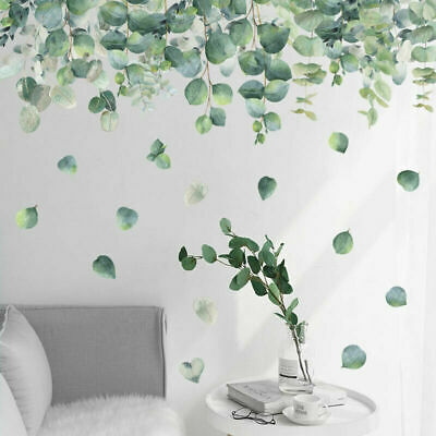 Flamingo Leaves Removable Baby Kids Wall Sticker Decal Nursery Decor Art Mural