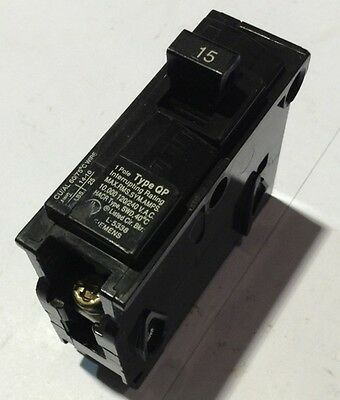 Q115 Siemens ITE Type QP Circuit Breaker 1 Pole 15 Amp 240V (2 YEAR WARRANTY)