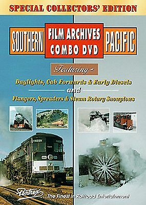 Southern Pacific Film Archives Combo Dvd New Video Pentrex