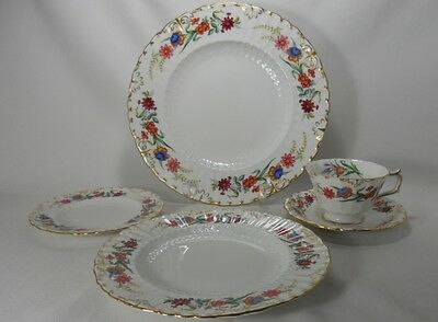 Royal Crown Derby Chatsworth A798 Five Piece Place Setting
