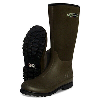 Dirt Boot Neoprene Wellington Muck Boot Mens Various Sizes