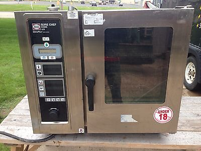 Henny Penny SURE CHEF COMBI LCS OVEN