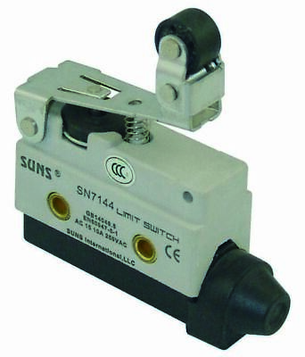 SUNS SN7144 Hinged Roller Lever Mini Enclosed Limit Switch