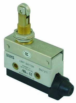 SUNS SN7311 Panel Mount Roller Plunger Mini Enclosed Limit Switch