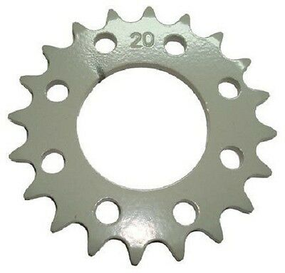 Tomos REAR Sprocket 20 TEETH A3 A-3 Golden Silver Bullet TT