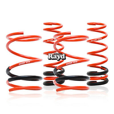 Swift Sport Lowering Springs for Subaru Forester 09-13 #4f908 JDM