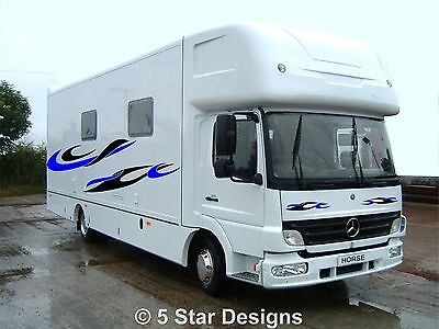 Horsebox Graphics Vinyls Decals HB002