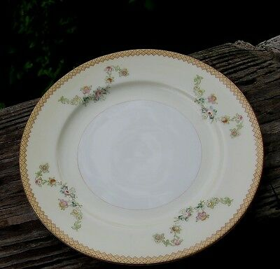 Meito China Floral Pattern  Buy What You Want! Small Dish 6 1/2  Across