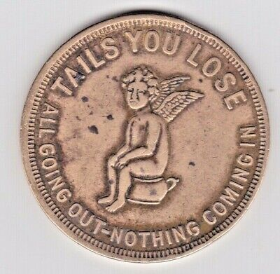 1800's Medicinal Advertising Token