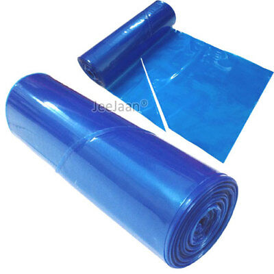 "5 Rolls Of 100 Blue Disposable Savoy 21"" Icing Piping Food Mash Bags"