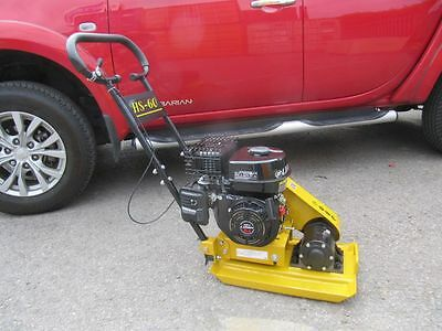 WACKER PLATE.5.5hp PETROL ENGINE COMPACTOR  PLATE WITH RELIABLE LIFAN ENGINE
