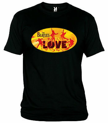 "Camiseta ""the Beatles-Love"" T-Shirt"