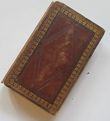 The Poems of John Drummond of Hawthornden J.Jeffery 1790 signed by Tennyson