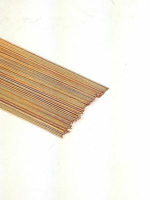 "Drawn Copper Rods 2.950"" X .014"" (Lot Of 100)"