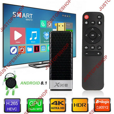X6 Amlogic S905X Android 6.0 TV Box Quad Core 4K HDMI HD Network Media Player