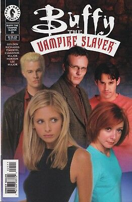 BUFFY THE VAMPIRE SLAYER (1998) #25 - Photo Cover - New Bagged